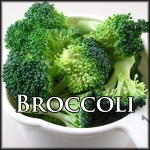Broccoli Text Border