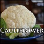 Cauliflower Text Border